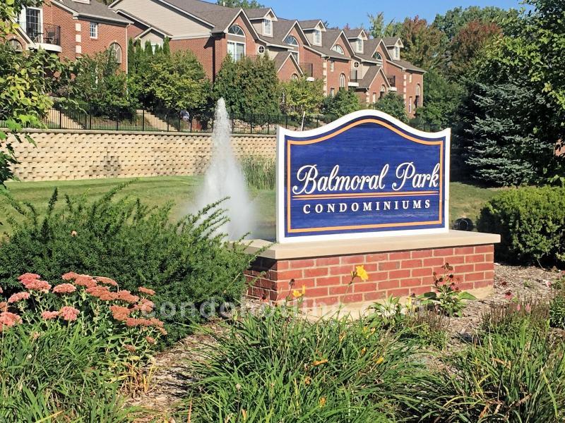 Balmoral Park Condo - Ann Arbor