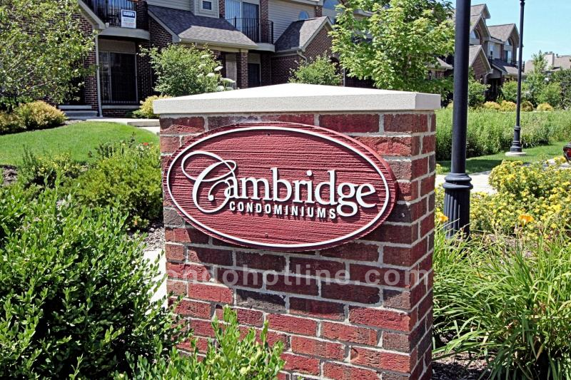 Cambridge Condominiums Condo - Ann Arbor
