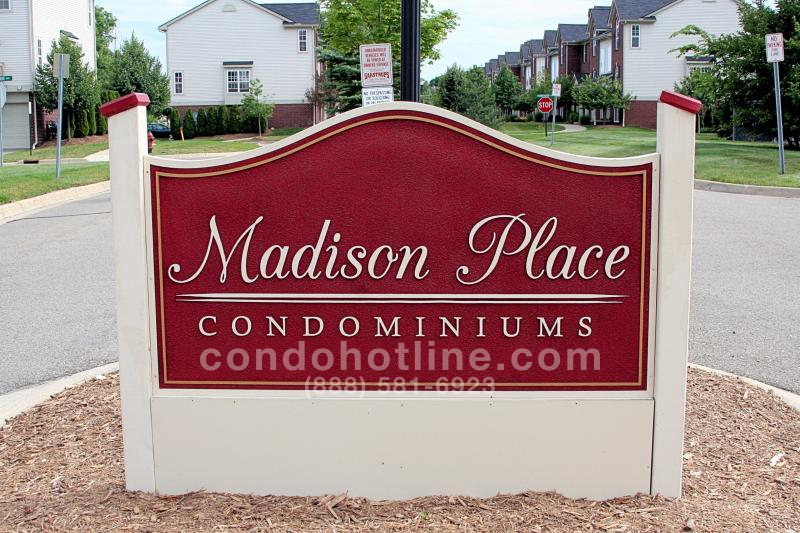 Madison Place Condo - Ann Arbor