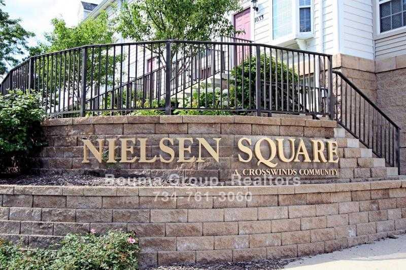 Nielsen Square Condo - Ann Arbor