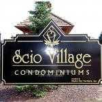 Scio Village Condo