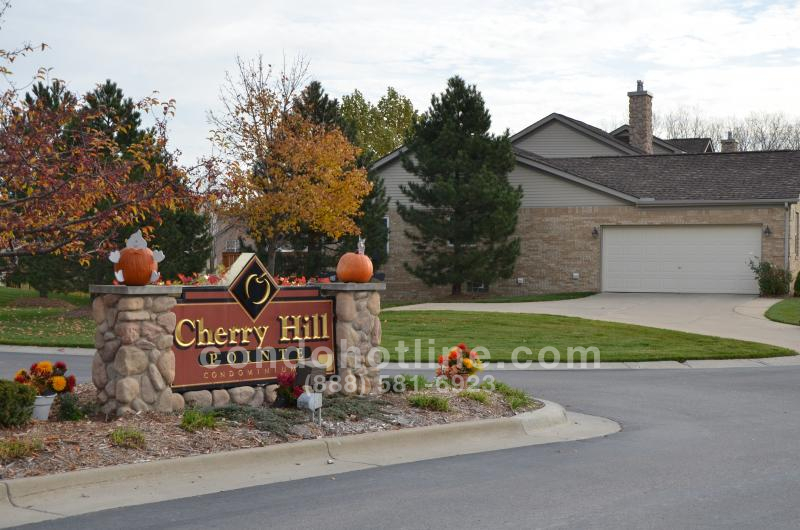 Cherry Hill Pointe Condo - Plymouth