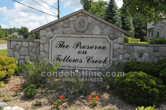 Preserve on Fellows Creek Condo - Plymouth