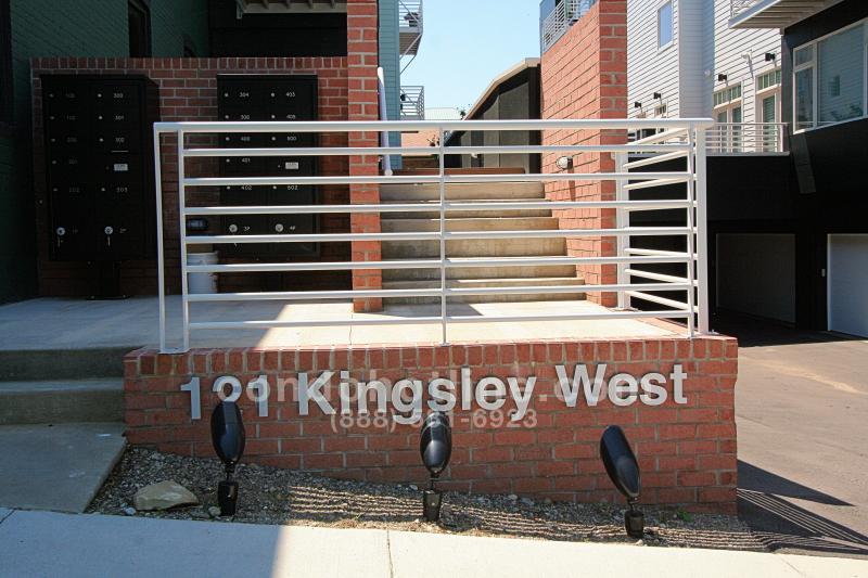 121 Kingsley West Condo - Ann Arbor