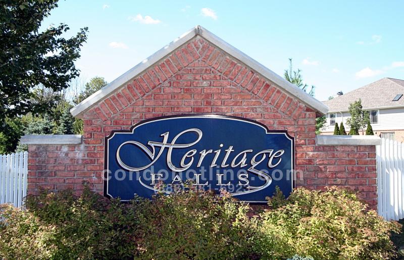 Heritage Falls Condo - Ann Arbor